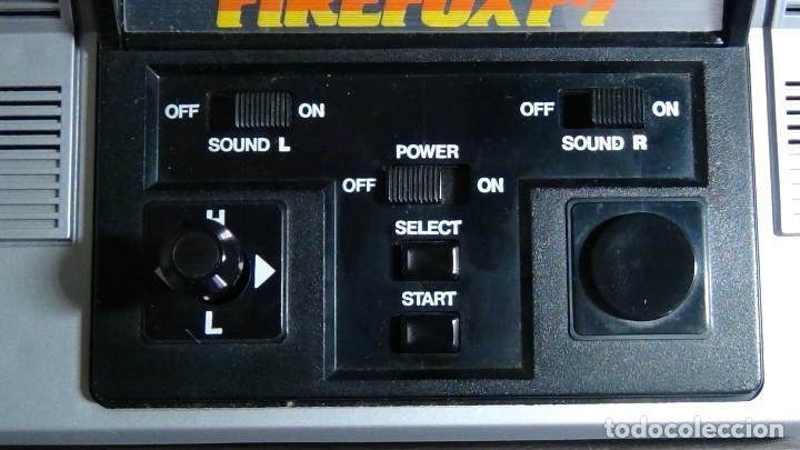 Videojuegos y Consolas: Juego electrónico Grandstand Firefox F-7 con su caja- Japón 1983 - FUNCIONANDO - VER VIDEO - Foto 14 - 82098080