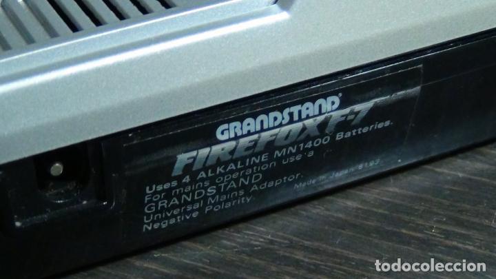 Videojuegos y Consolas: Juego electrónico Grandstand Firefox F-7 con su caja- Japón 1983 - FUNCIONANDO - VER VIDEO - Foto 16 - 82098080