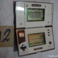 Videojuegos y Consolas: ANTIGUA CONSOLA DONKEY KONG II . Lote 82129004