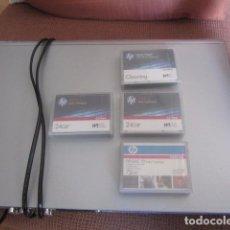 Videojuegos y Consolas: LOTE DATA TAPE MINICINTAS DE DATOS. Lote 82715040
