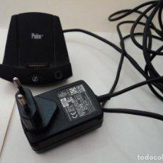 Videojuegos y Consolas: ANTIGUA PDA ORGANIZADOR PALM V CON CARGADOR Y CONECTOR AL PC. BLANCO Y NEGRO. FUNCIONA. Lote 82747920