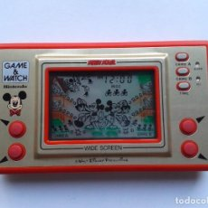 Videospiele und Konsolen - NINTENDO GAME & WATCH WIDESCREEN MICKEY MOUSE MC-25 EXTRA FINE FILTROS NUEVOS R5961 - 82774444