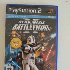 Videojuegos y Consolas: JUEGO STAR WARS BATTLEFRONT PS2. Lote 83014198