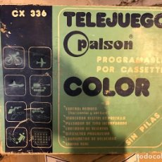 Videojuegos y Consolas - Telejuego a color palson completa y en caja! - 83485596