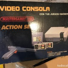 Videojuegos y Consolas: CONSOLA ACTION SET MASTERGAMES. Lote 83486216