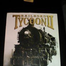 Videojuegos y Consolas: RAILROAD TYCOON 2. PC. EDIC. ESPAÑOLA BIG BOX 1998. Lote 83617895