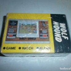 Videojuegos y Consolas: WOLF HOUND GAME & WATCH NUEVA A ESTRENAR PRECINTADA CON CAJA. Lote 95733207