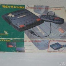 Videojuegos y Consolas: MX ONDA CONSOLA COMPATIBLE CON NINTENDO NES. Lote 84355672