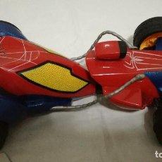 Videojuegos y Consolas: 72- COCHE SPIDERMAN, MARVEL 2012. Lote 84493396