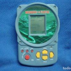 Videojuegos y Consolas: HUNDIR LA FLOTA - MB HASBRO 1998 - JUEGO ELECTRÓNICO DE VIAJE - FUNCIONA. Lote 85041680