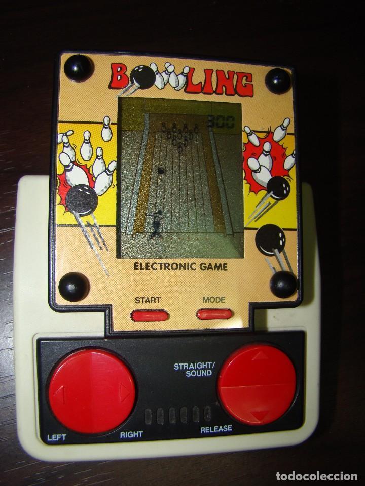 BOWLING - ELECTRONICS GAME (Juguetes - Videojuegos y Consolas - Otros descatalogados)
