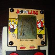 Videojuegos y Consolas: BOWLING - ELECTRONICS GAME . Lote 85097756
