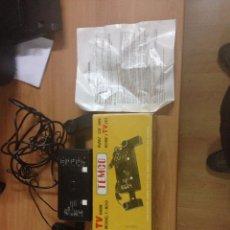 Videojuegos y Consolas: VIDEO CONSOLA AÑOS 70 TEMCO T-800. Lote 85517476