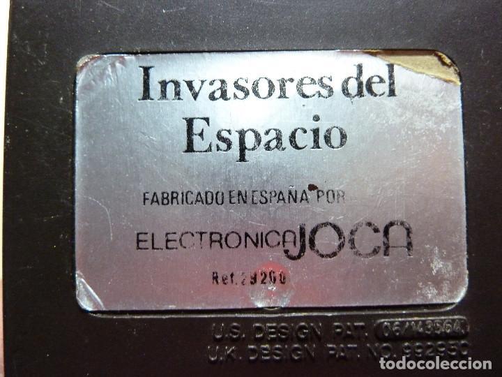 Videojuegos y Consolas: JUEGO ELECTRONICO - INVASORES DEL ESPACIO - ELECTRONICA JOCA - Foto 4 - 85555400