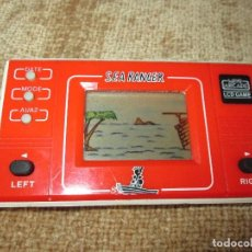 Videojuegos y Consolas: ANTIGUA MAQUINITA LCD ~ SEA RANGER . Lote 85900156
