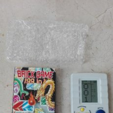 Videojuegos y Consolas: VIDEOJUEGO BRICK GAME 199 EN 1 EPOCA GAME&WATCH GAMEBOY GAME BOY. Lote 86049324