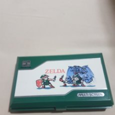 Videojuegos y Consolas: NINTENDO GAME WATCH MULTI SCREEN ZELDA. Lote 86712412
