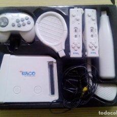 Videojuegos y Consolas: CONSOLA WICO (ESTROPEADA). Lote 86750900