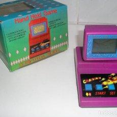 Videojuegos y Consolas: MÁQUINA DE JUEGO COMPUTER MODEL HAND HELD GAME AÑOS 90 FUNCIONA - ARTICULO NUEVO. Lote 87093064