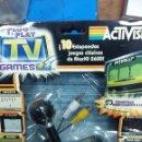 Videojuegos y Consolas: VIDEOCONSOLA RETRO FAMOSA TV GAMES. Lote 87610038
