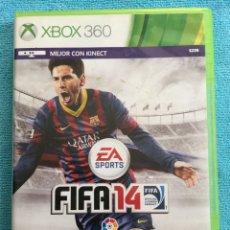 Videojuegos y Consolas: JUEGO FIFA 14 - XBOX 360. Lote 88832848
