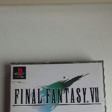 Videojuegos y Consolas: FINAL FANTASY VII 7 PSX. Lote 88844043