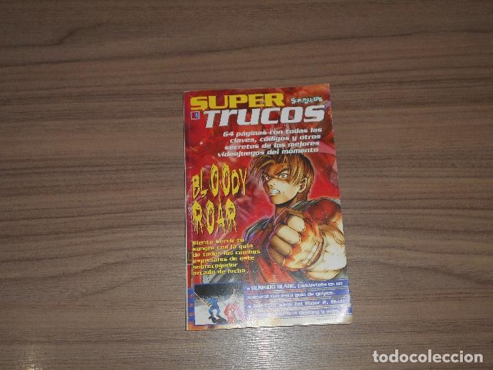 GUIA TRUCOS BLOODY ROAR - BUSHIDO BLADE ETC.. PLAYSTATION - SEGA SATURN - NINTENDO 64 (Juguetes - Videojuegos y Consolas - Otros descatalogados)