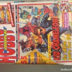Videojuegos y Consolas: REVISTA HOBBY CONSOLAS NUMERO 7 AÑO 2 ORIGINAL. Lote 172697975