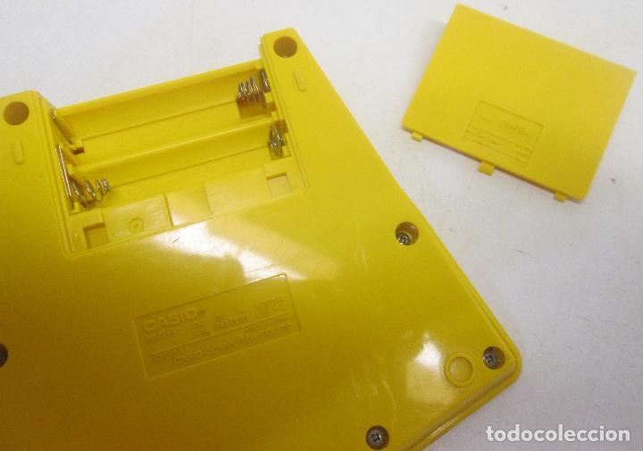 Videojuegos y Consolas: GUERRILLA WARFARE maquinita LCD 1987 CASIO - Foto 3 - 89521794