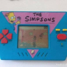 Videojuegos y Consolas: THE SIMPSONS AKLAIM GAME WATCH. Lote 89676268
