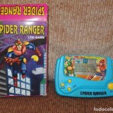 Videojuegos y Consolas: SPIDER RANGER,LCD GAME,CAJA ORIGINAL,FUNCIONANDO. Lote 91611055