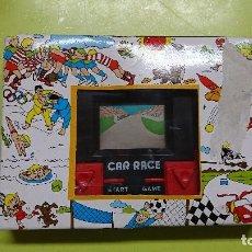 Videojuegos y Consolas: CONSOLA, HAND HELD GAMES, CAR RACE, AÑOS 80. Lote 93402105