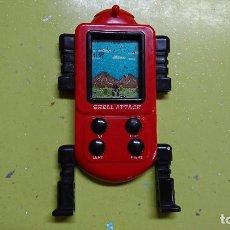 Videojuegos y Consolas: CONSOLA, LCD SHELL ATTACK, AÑOS 80. Lote 93403310