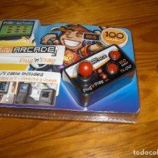 Videojuegos y Consolas: MINI ARCADE 100 JUEGOS COMPLETA.. Lote 93591115