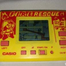Videojuegos y Consolas: MAQUINITA FIRE RESCUE DE CASIO CG-97 DE 1986. Lote 94281975
