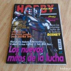 Videojuegos y Consolas: REVISTA HOBBY CONSOLAS Nº 52. Lote 94282150