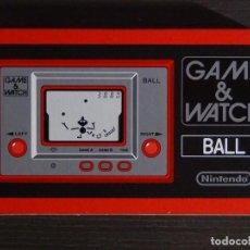 Videojuegos y Consolas: NINTENDO GAME & WATCH BALL NUEVA CLUB NINTENDO EDICION LIMITADA. Lote 94713451