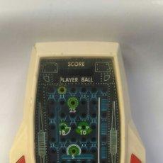 Videojuegos y Consolas: CONSOLA SPACESHIP PINBALL AÑO 1980 TOYTRONIC. Lote 94776626