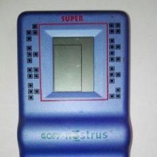 Videojuegos y Consolas: MÁQUINA BRICK GAME FUNCIONANDO. Lote 94854219