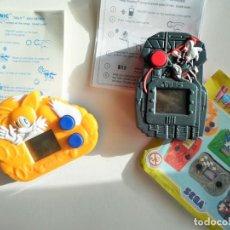 Videojuegos y Consolas: DOS MAQUINITAS DE SEGA - MCDONALD´S - FUNCIONANDO. Lote 94970507
