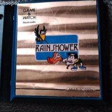 Videojuegos y Consolas - GAME WATCH RAIN SHOWER DE NINTENDO - 94993075