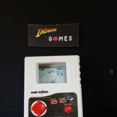 Videojuegos y Consolas: ARCADE LCD GAME WIZARD 1995 STAR WARS HANDHELD + 2 JUEGOS. Lote 95293604