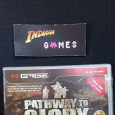 Videojuegos y Consolas: NOKIA NGAGE PATHWAY TO GLORY. Lote 95348932