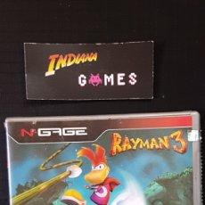 Videojuegos y Consolas: NOKIA NGAGE RAYMAN 3. Lote 95348999
