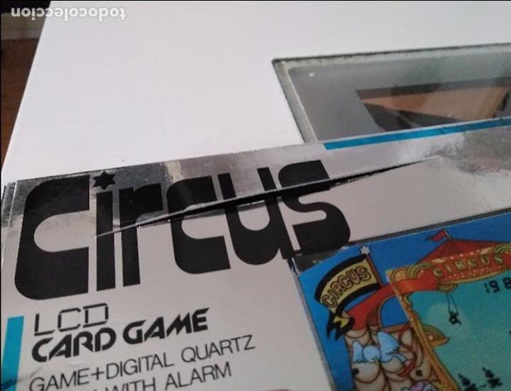 Videojuegos y Consolas: Maquinita Circus gakken en caja con corchos instrucciones - Foto 5 - 95350495