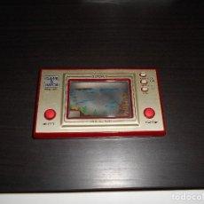 Videojuegos y Consolas: JUEGO ELECTRONICO NINTENDO GAME & WATCH OCTOPUS 1981. Lote 95561347