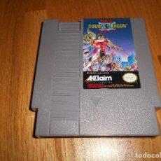 Videojuegos y Consolas: JUEGO NINTENDO NES DOUBLE DRAGON 2 II THE REVENGE NINTENDO NES. Lote 95564611