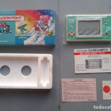 Videojuegos y Consolas: NINTENDO GAME&WATCH WIDESCREEN BALLOON FIGHT BF-107 BOXED MINT/NEAR MINT UNUSED R6521. Lote 95734659