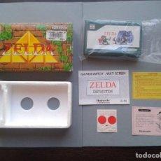 Videojuegos y Consolas: NINTENDO GAME&WATCH MULTISCREEN ZELDA ZL-65 BOXED MINT/NEAR MINT UNUSED!!! R6522. Lote 95737267