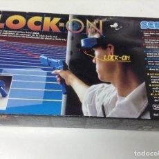 Videojuegos y Consolas: LOCK-ON . SEGA . BANDAI . DISPARO VIRTUAL. Lote 95776715